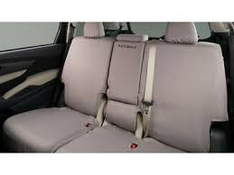 2019 subaru forester seat cover rear