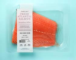 trader joe s fresh atlantic salmon