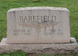 Effie Russell Barefield (1888-1972) - Find A Grave Memorial