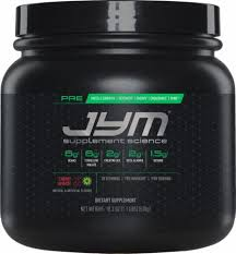 pre jym pre workout promote energy