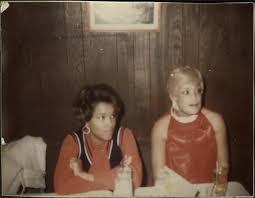 Priscilla Bowman and Marcia Bowman at Walter's Lounge | Digital Special  Collections
