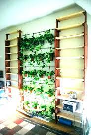 indoor herb garden ideas indoor wall