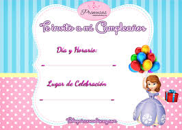 Invitaciones De Cumpleanos De Princesas Disney Y Frozen