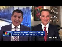 Shepard Smith details his new role and upcoming evening show at CNBC -  YouTube