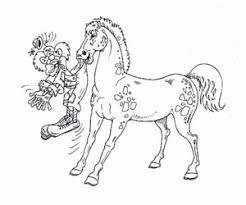 Niet Achter Een Paard Gaan Staan