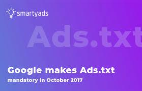 google makes ads txt mandatory in