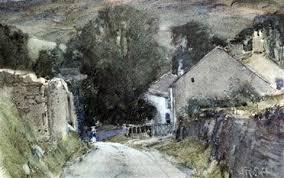 Amidst the fells, Thorpe by Arthur Reginald Smith on artnet