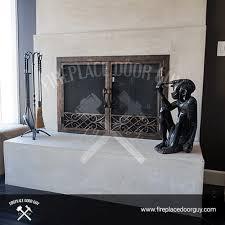 texas fireplace doors fireplace door guy