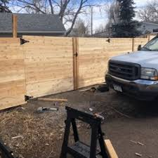 Top 10 Best Fence Repair Near Aurora Co 80015 Last Updated March 2020 Yelp
