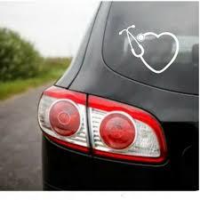 Hello Kitty Nurse Doctor Rn Heart Bow Vinyl Car Decal Decals Sticker Window 6 For Sale Online Ebay