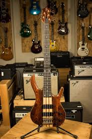 Ken Smith BSR 5 String Bass – Ish Guitars