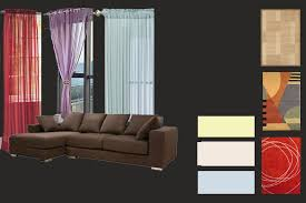 what color walls curtains and carpets