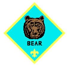 Cub scout bear Logos