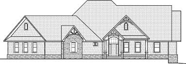 ranch house floor plans with angled