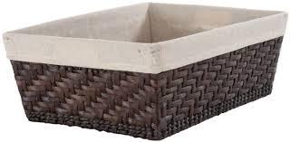 mambo large seagrass storage basket