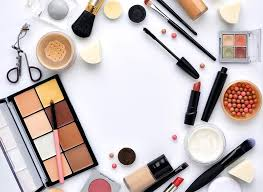 order to apply makeup s