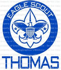 Personalized Eagle Scout Vinyl Decal Boy Scouts Of America Bsa Custom Eagle Scout Boy Scouts Of America Boy Scouts
