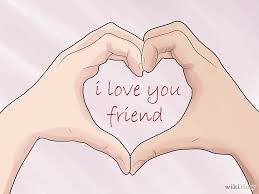 cute drawing for your best friend