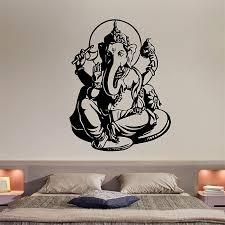 Children S Bedroom Boy Decor Decals Stickers Vinyl Art Ganesh 4 Vinyl Decal Home Garden Vibranthns Lk