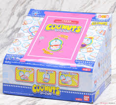 Coo`nuts Doraemon -Doraemon the Movie 40 Films- (Set of 20) (Shokugan)  Package1