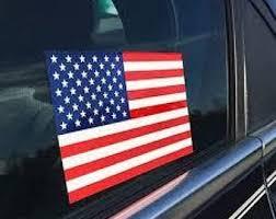 American Flag Decal Etsy