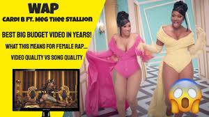 WAP - Cardi B ft. Meg The Stallion ...