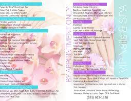 services vip nail spa kingwood