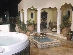 moroccan style gardens garden design
