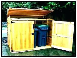 outdoor storage box home depot bench