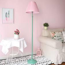 Modern Pink Floor Lamps For Living Room Bedroom Tall Floor Light Fixtures Princess Led Stand Lamp Kids Bedside Lights Home Decor Floor Lamps Aliexpress