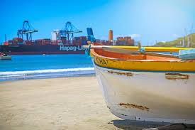 body of water vessel boat transport