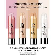 face 3d contour highlighter stick
