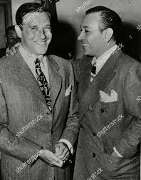 George Raft Movie actor George Raft right Editorial Stock Photo - Stock  Image | Shutterstock