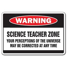 Science Teacher Zone 3 Pack Of Vinyl Decal Stickers For Laptop Car Walmart Com Walmart Com