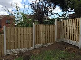 Hit And Miss Fence Panels S T Fencing Timber Products