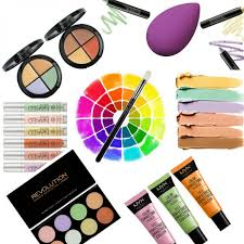 the art of color correcting with makeup