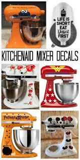 Kitchenaid Mixer Decals Kitchen Aid Mixer Decal Kitchen Aid Cricut Projects Vinyl