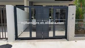 2020 New Design House Main Steel Fence Gate Designs Buy House Gate Designs Main Gate Designs Steel Fence Gate Product On Alibaba Com