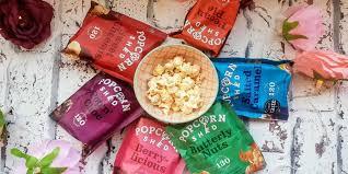 gourmet popcorn caramel popcorn