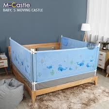 Baby Bed Rail Bed Guard Safety Bed Fence Shopee Philippines