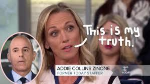 Ex Today Show Staffer Spills More Tea About Her Affair With Matt Lauer -  WATCH! - Perez Hilton