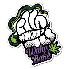 Kush Vinyl Decal Sticker Marijuana Strain Weed Vinyl Decal Sticker