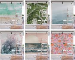 install a removable wallpaper mural