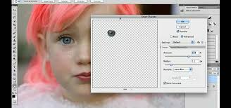 how to put makeup in adobe photo cs5