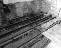 timber floor joists image