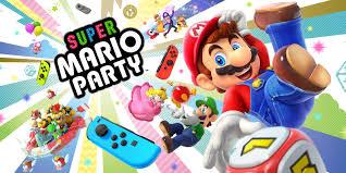 Super Mario Party Nintendo Switch Juegos Nintendo
