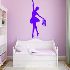 Dance Window Wall Vinyl Decal For Sale Philippines Dancer Art Pole Ballet With Name Canada Silhouette Vamosrayos