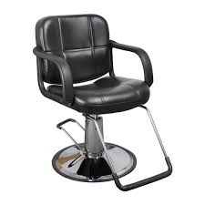 austin black quilted hair salon styling