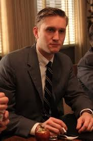 I started watching Mad Men, and Aaron Staton caught my eye ...