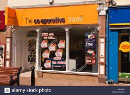 co operative travel agent
